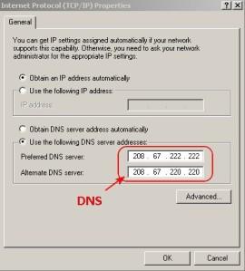 Daftar DNS Tercepat Dan Stabil